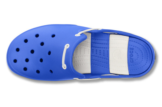 BOTY CROCS BEACH LINE 15334 SEA BLUE