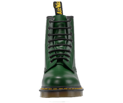 BOTY DR. MARTENS MARTENSY 1460 GREEN SMOOTH