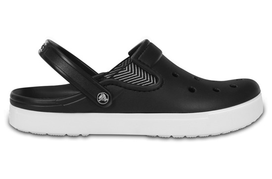 CROCS CITI LANE FLASH CLOG 203164 BLACK