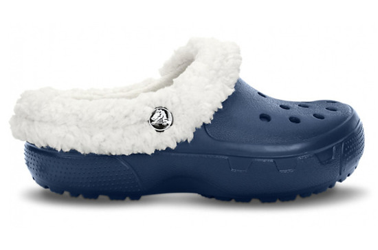 FLIP CROCS MAMMOTH CORE 12879 NAVY