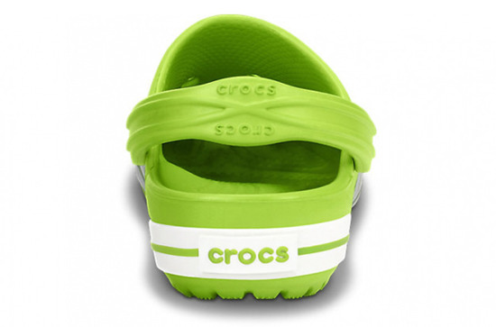 CROCS SHOES FLIP-FLOPS CROCSBAND X Clog 15076 GREEN