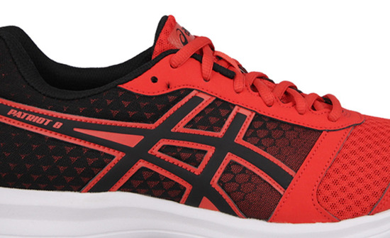 MEN'S SHOES ASICS PATRIOT 8 T619N 2390