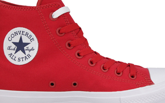 MEN'S SHOES CONVERSE CHUCK TAYLOR ALL STAR II HI 150145C