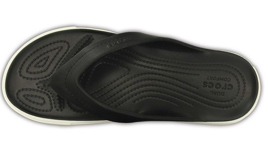 MEN'S SHOES CROCS CITILANE FLIP 202831 BLACK