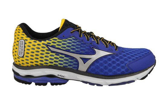 MEN'S SHOES MIZUNO WAVE RIDER 18 RUNNING SHOES