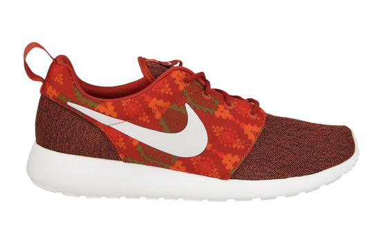 MEN'S SHOES NIKE ROSHE RUN PRINT PAST RUNNERS 655206 612