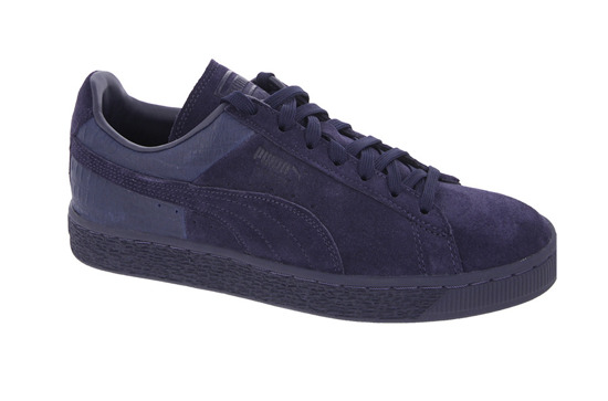 MEN'S SHOES PUMA SUEDE CLASSIC CASUAL EMBOSS 361372 02