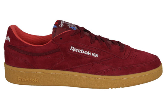 MEN'S SHOES REEBOK CLUB C 85 INDOOR AQ9873
