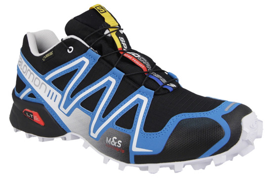 MEN'S SHOES SALOMON SPEEDCROSS GORE-TEX 369827