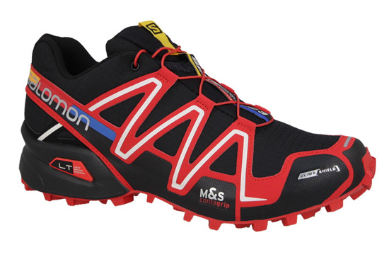 MEN'S SHOES SALOMON SPIKECROSS 3 CLIMA SHIELD 352849