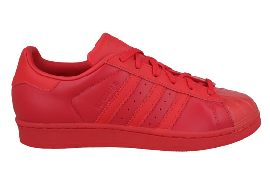 WOMEN'S SHOES ADIDAS ORIGINALS SUPERSTAR GLOSSY TOE S76724