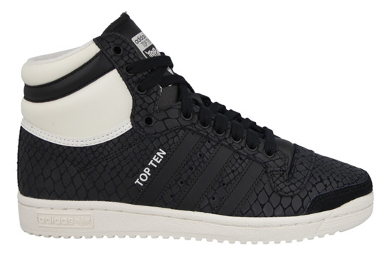 WOMEN'S SHOES ADIDAS ORIGINALS TOP TEN HI S75135
