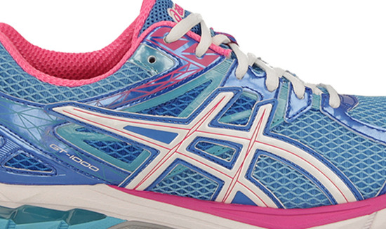 WOMEN'S SHOES ASICS DAMGT-1000 3 T4K8N 3901 RUNNING SHOES