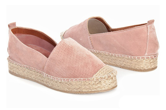 WOMEN'S SHOES LAS ESPADRILLAS 301-7