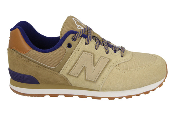 WOMEN'S SHOES NEW BALANCE KL574NMG