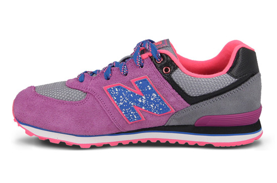 WOMEN'S SHOES NEW BALANCE KL574O5G
