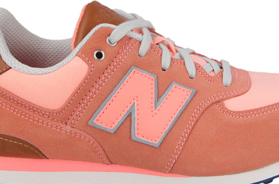 WOMEN'S SHOES NEW BALANCE KL574U3G