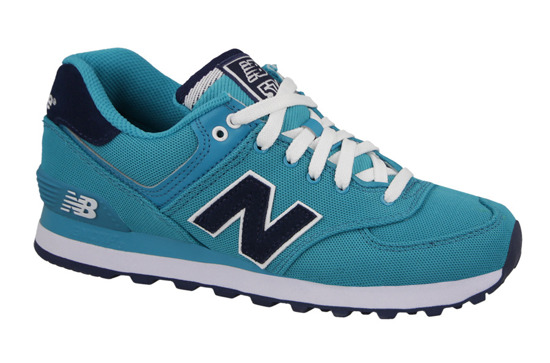 WOMEN'S SHOES NEW BALANCE POLO PACK WL574POA