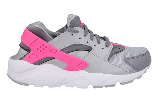 WOMEN'S SHOES NIKE HUARACHE RUN (GS) 654280 006