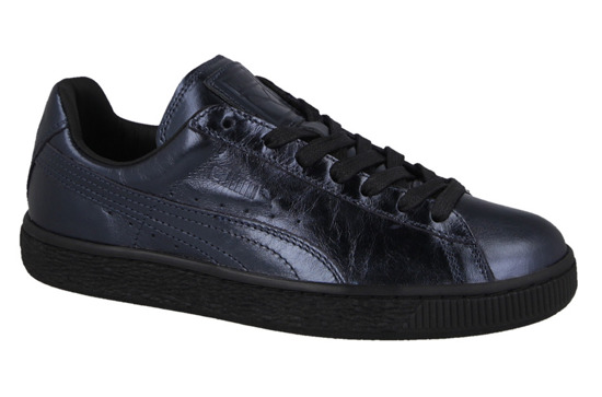WOMEN'S SHOES PUMA BASKET METALLIC 362057 02