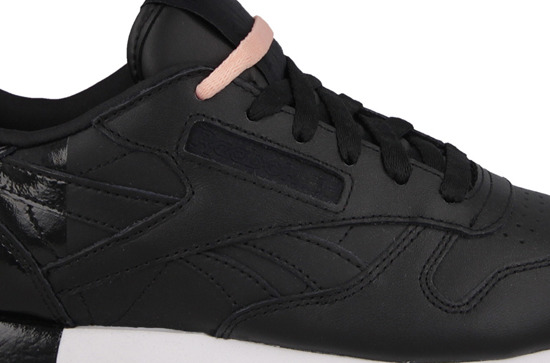 WOMEN'S SHOES REEBOK CLASSIC LEATHER MATTE SHINE AR0850