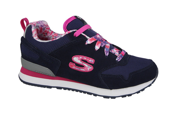 WOMEN'S SHOES SKECHERS RETROSPECT 84201L BLMT