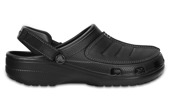 MEN'S SHOES CROCS YUKON MESA CLOG 203261 BLACK