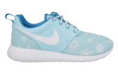 WOMEN'S SHOES  NIKE ROSHE ONE PRINT (GS) 677784 401