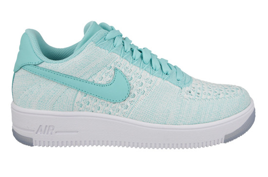 DAMEN SCHUHE NIKE AIR FORCE 1 FLYKNIT LOW 820256 300