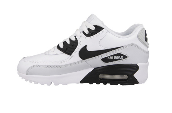 DAMEN SCHUHE NIKE AIR MAX 90 LEATHER (GS) 833412 104