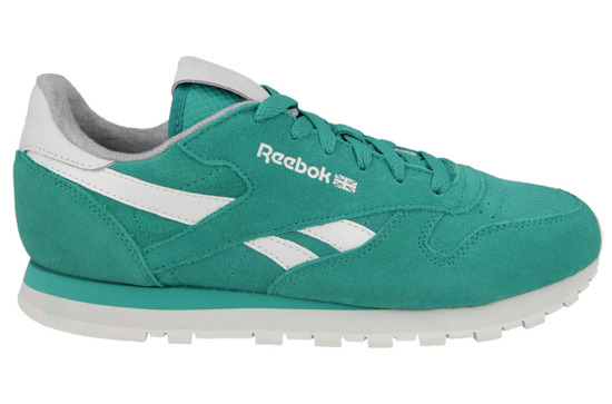 DAMEN SCHUHE REEBOK CL LEATHER SUEDE M49099