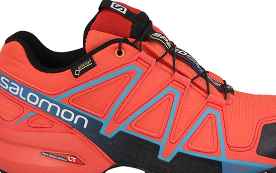 DAMEN SCHUHE SALOMON SPEEDCROSS 4 GORE TEX 391836