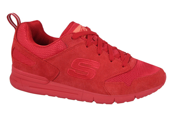 DAMEN SCHUHE SKECHERS OG 92 COLOR CLIQUE 194 RED