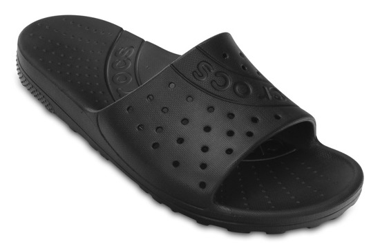 HERREN SCHUHE CROCS CHAWAII SLIDE 202222 BLACK