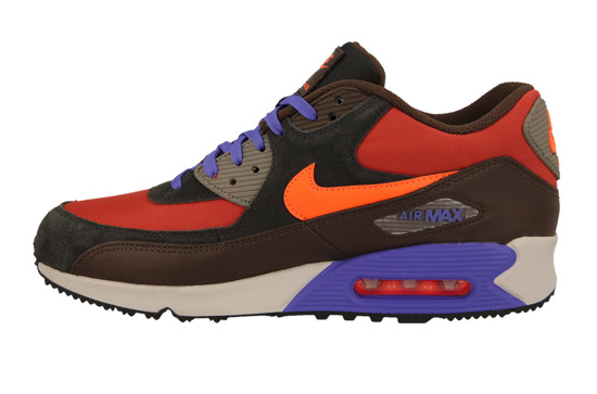 HERREN SCHUHE NIKE AIR MAX 90 WINTER PRM 683282 600