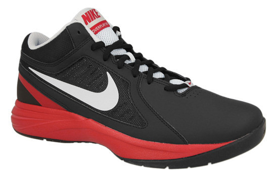 HERREN SCHUHE NIKE THE OVERPLAY VIII 637382 009