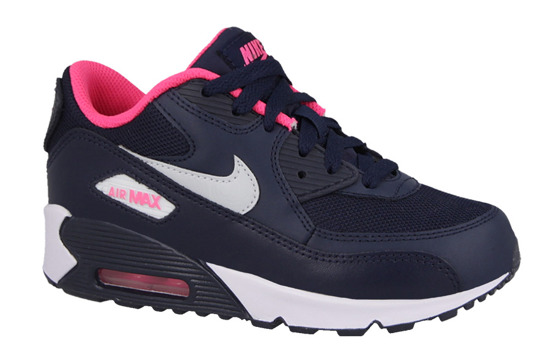 Kinder Schuhe Nike Air Max 90 Mesh (PS) 724856 400