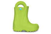 KINDER SCHUHE GUMMISTIEFEL CROCS HANDLE IT RAIN GREEN 12803