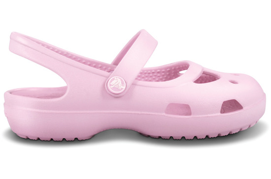 BALERINY CROCS SHAYNA GIRLS 11372 BUBBLEGUM