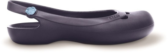 BUTY BALERINKI CROCS Jayna 11851 Nautical Navy-20%
