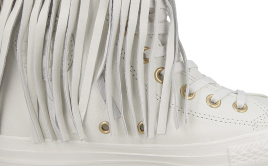 BUTY CONVERSE CHUCK TAYLOR ALL STAR FRINGE 551643C