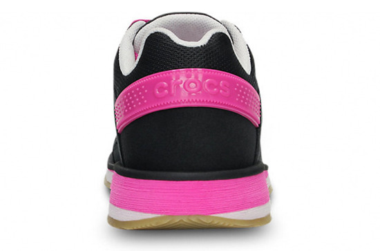 BUTY CROCS RETRO SNEAKER GS 14453 BLACK