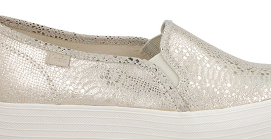 BUTY KEDS TRIPLE DECKER EXOTIC SHIMMER WH54729