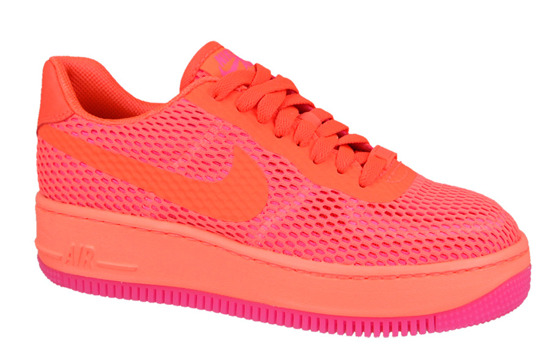 BUTY NIKE AIR FORCE1 LOW UPSTEP BREEZE 833123 800