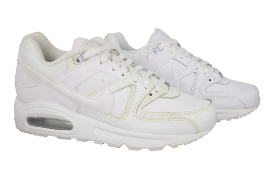 BUTY NIKE AIR MAX COMMAND LEATHER 749760 102 POWYSTAWOWE