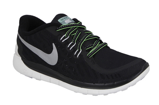 BUTY NIKE FREE 5.0 FLASH (GS) 807595 013