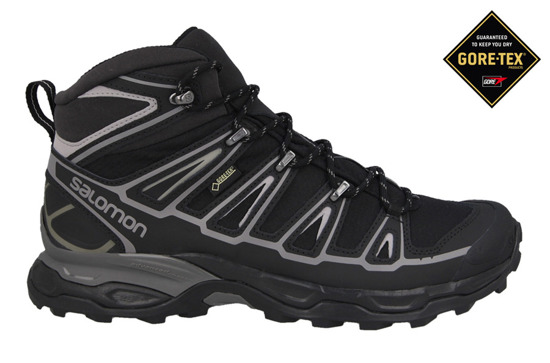 BUTY SALOMON X ULTRA MID 2 GORE TEX 370770