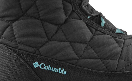 BUTY ŚNIEGOWCE COLUMBIA YOUTH MINX MID BY1313 010