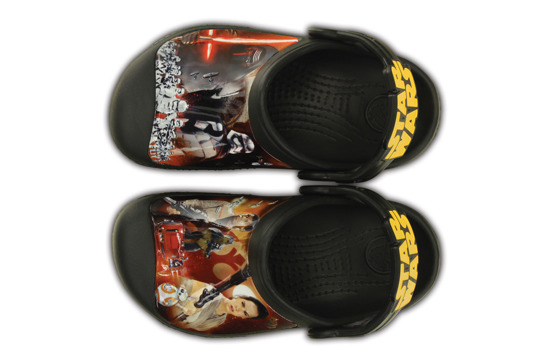 KLAPKI CROCS STAR WARS 202172 MULTI