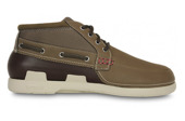 BUTY CROCS BEACH LINE BOAT CHUKKA MEN 15924 WALNUT